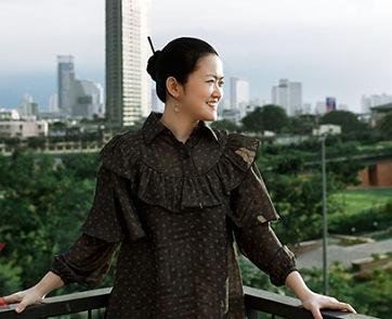 กชกร วรอาคม : ภูมิสถาปนิกหญิงไทย   Issue 144