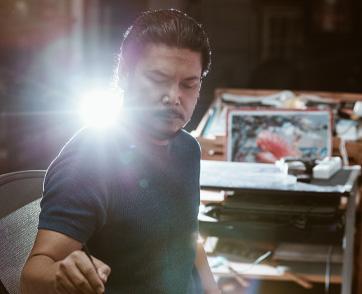 ประทีป คชบัว อัตตาของศิลปะเหนือจริง อันดับหนึ่งของประเทศไทย