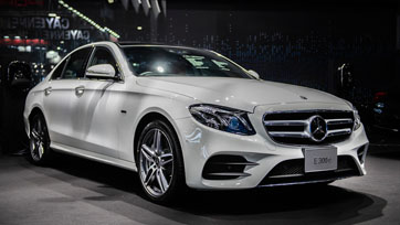 Mercedes-Benz ส่งแคมเปญพิเศษสำหรับ E-Class