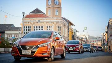 All-New Nissan Almera 2020  จิ๋วแต่แจ๋ว เครื่องเล็กแต่แรงเกินคาด