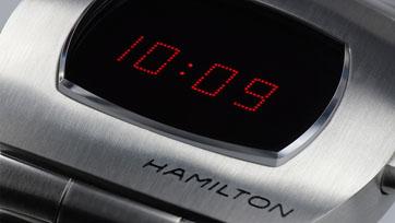 Hamilton PSR ชุบชีวิตนาฬิกาดิจิตอลเรือนแรกของโลก