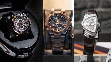 Trendy Corner Special : What time is it now? หลากร้านนาฬิกา บอกเวลาเพื่อคุณ   Issue 160