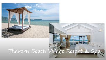 The Best Happy Hour   Thavorn Beach Village Resort & Spa   Issue 162