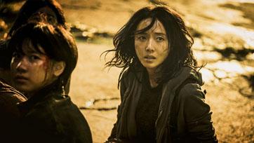 อีจองฮยอน และ อีเร สองนักแสดงหญิงที่ร่วมฝ่าวิกฤตฝูงซอมบี้คลั่งในTrain to Busan:Peninsula