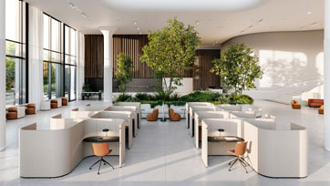 Design : TheNew NormalOffice Spaceby Keith Melbourne Studio   Issue 163