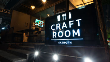 Nite Out : Craft Room Sathorn @ North Sathorn Road | Isuue 158