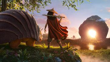 """ภาพแรกและเรื่องย่อจากภาพยนตร์แอนิเมชั่นสุดยิ่งใหญ่จากดิสนีย์ """"Raya and the Last Dragon รายากับมังกรต"""