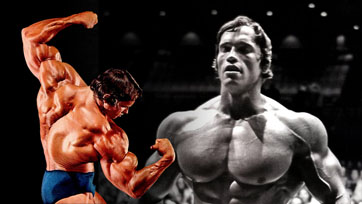 """The Legend : """"Arnie"""" The Most Memorable Mister Olympia Competitor 
