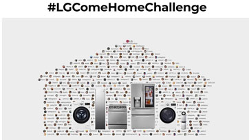 """LG เปิดตัวแคมเปญ """"Come Home Challenge"""" สร้างนิยามครั้งใหม่ให้กับคุณค่าของครอบครัวและการอยู่บ้าน"""