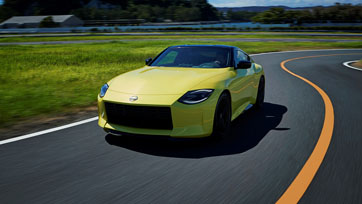 รถยนต์ต้นแบบ นิสสัน Z Proto มุ่งสู่อนาคตด้วยแรงบันดาลใจจากอดีต และมาพร้อมเกียร์แมนนวล