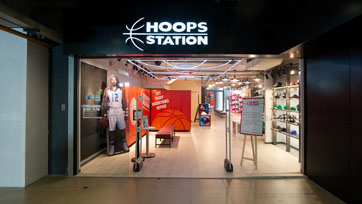 Trendy Corner : Hoops Station | Issue 165