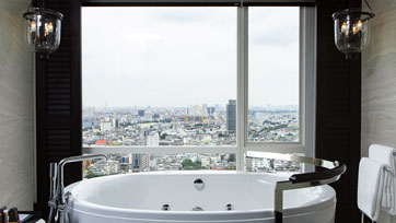 Take Your Time  : Bangkok Marriott Hotel The Surawongse | Issue 142