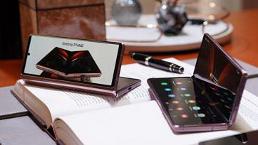 ความหรูหราที่เปี่ยมไปด้วยประสิทธิภาพทรงพลัง พร้อมยกระดับ Multitasking ขั้นสุดด้วย Galaxy Z Fold2 5G