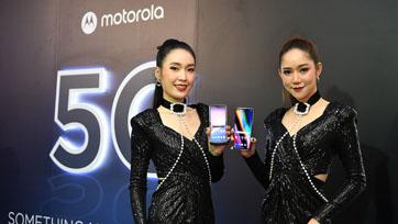 เปิดตัว motorola razr 5G สมาร์ทโฟนแบบพับที่รองรับการใช้งาน 5G ในประเทศไทย