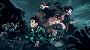 """MONOMAX"" เอาใจคอหนังอนิเมะ ส่ง ""Demon Slayer : Kimetsu No Yaiba ดาบพิฆาตอสูร"" ลงจอ!"