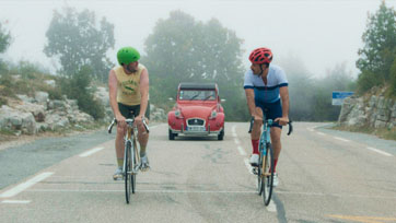 """THE CLIMB หนังตลกแห่งปี กวาด """"ดาว"""" จากนักวิจารณ์ทั่วโลก หัวเราะทั้งน้ำตาพร้อมกัน ที่ House สามย่าน"""