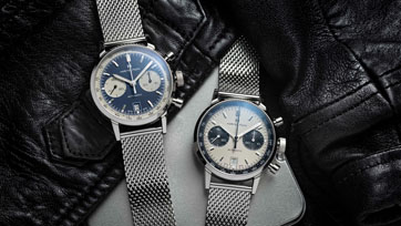 "HAMILTON เปิดตัวนาฬิกาคอลเลคชันใหม่ ""INTRA-MATIC"" เอาใจคนรักวินเทจ"