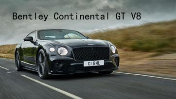 เคาะราคาล่าสุดของ Bentley Continental GT V8 พร้อมออปชันเอเอเอสฯ โดยเริ่มเปิดรับการสั่งจองแล้ววันนี้