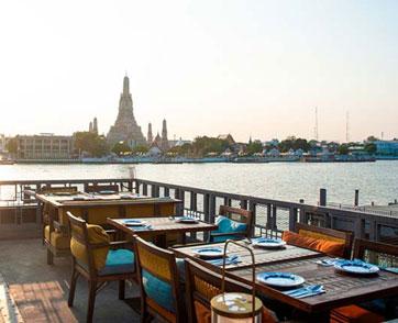 สัมผัสอาหารไทยแบบดั้งเดิม สูตรคุณยาย เคล้ากลิ่นอายริมน้ำเจ้าพระยา