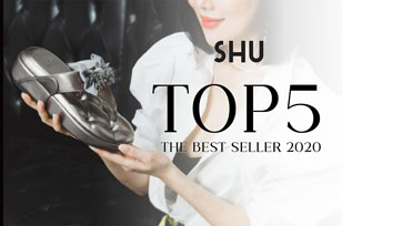 "SHU จัดอันดับสุดปัง! ""SHU TOP5 THE BEST SELLER 2020"" รองเท้า 5 อันดับ ฮอตฮิต ขายดีที่สุดแห่งปี!!"