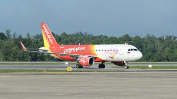 """บินมั่นใจทั่วไทยกับไทยเวียตเจ็ท ด้วยตั๋วโปรฯ """"ดีลักซ์ เซลล์"""" เปลี่ยนเที่ยวบินได้ฟรีไม่จำกัด"""
