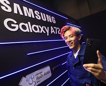 วางจำหน่ายแล้ววันนี้ ซัมซุง Galaxy A72 และ A52 | A52 5G