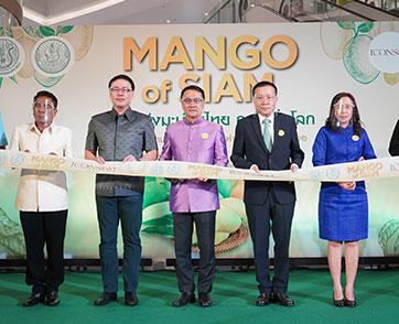 ที่สุดแห่งมะม่วงไทย ถูกใจทั่วโลก  มหัศจรรย์งานเทศกาลมะม่วงแห่งปี