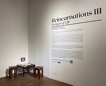 "MiX พาชมนิทรรศการ Reincarnations III – Ecologies of Life กับศิลปิน ""เรืองศักดิ์ อนุวัตรวิมล"""