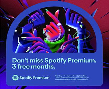Spotify Premium เปิดตัวข้อเสนอใหม่สำหรับผู้ใช้งานครั้งแรกและผู้ใช้ในรูปแบบฟรี