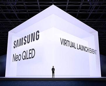ยุคแห่งเทคโนโลยี Neo QLED ได้เริ่มขึ้นแล้ว! ซัมซุงเปิดตัวไลน์อัพทีวี Neo QLED ในประเทศไทย