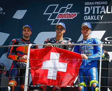Quartararo takes emotional win at Mugello and extends his lead