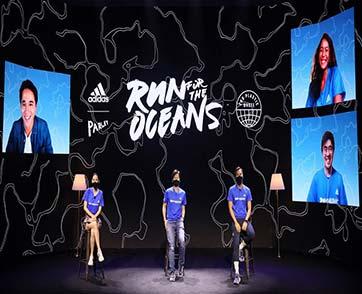 """อาดิดาส (ประเทศไทย) จัดกิจกรรม Run for the Oceans """"ล้อมวงสะกิดทะเลไทยในยุคโควิด"""""""