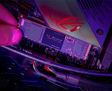 เวสเทิร์น ดิจิตอลขยายพอร์ตโฟลิโอ WD_BLACK ส่ง SSD ใหม่ 3 รุ่น เขย่าตลาดเกมมิ่ง