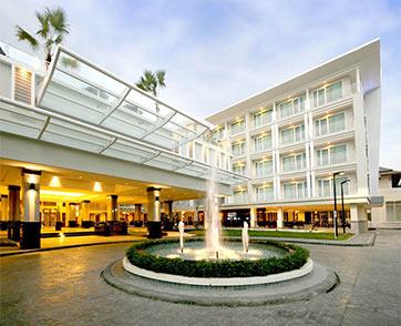 โรงแรมแคนทารี ฮิลส์ เชียงใหม่ จัดโปรแรง 1,200 บาท เท่านั้น จองเลย! วันนี้ - 31 กรกฎาคม 2564
