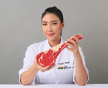 เชฟแพม-พิชญา อุทารธรรมเชฟหญิงชื่อดังแห่ง Top Chef Thailand