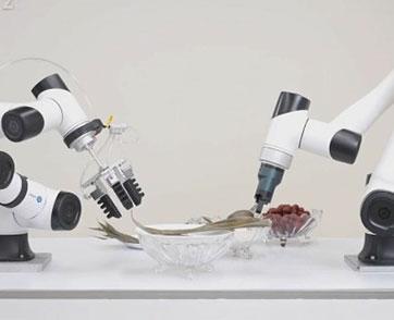พามาชมลีลาการทำบ๊ะจ่างของเชฟหุ่นยนต์ ทั้งห่อ ทั้งรัด ทั้งต้ม สุดคล่องแคล่ว
