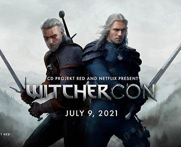CD PROJEKT RED และ Netflix เตรียมจัดมหกรรม WitcherCon