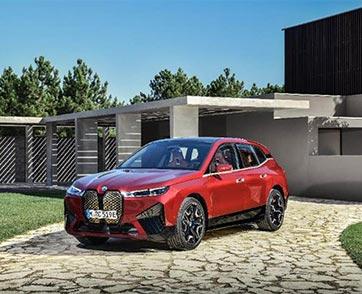 บีเอ็มดับเบิลยู iX และ iX3 รถยนต์ SAV พลังงานไฟฟ้า 100%