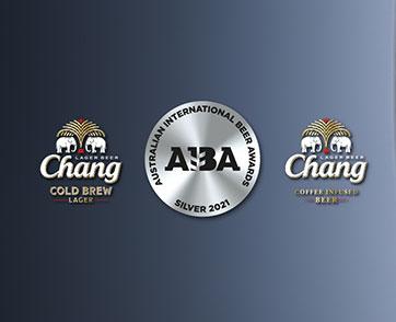 เครื่องดื่มพรีเมียมสัญชาติไทย คว้ารางวัลระดับสากล จาก AIBA Awards 2021