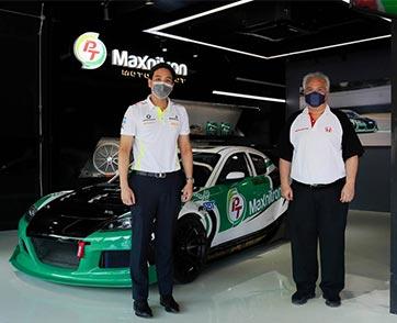 PT Maxnitron Motorsport ผนึกกำลัง GPI Motorsport