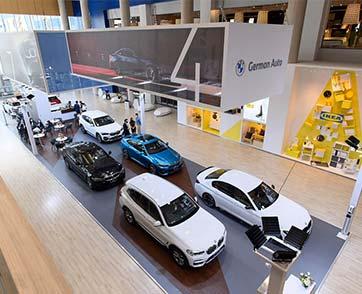 เยอรมัน ออโต้ เผยโฉม German Auto Pop Up Showroom แห่งแรก ณ เมกาบางนา