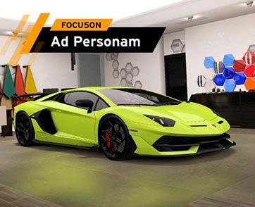 #Focu5on: ซูม 5 ดีเทลที่คุณอาจไม่รู้เกี่ยวกับ Lamborghini Ad Personam