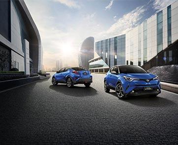 โตโยต้า C-HR รุ่นปรับปรุงใหม่ เพิ่มสเปก เติมความโฉบเฉี่ยวด้วย Silver roof ในราคาสุดคุ้ม