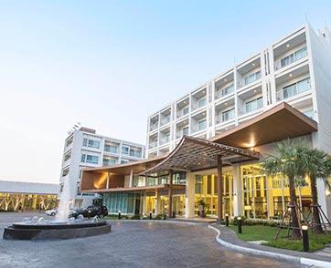 โปรแรง! 2 โรงแรมดัง ในเครือเคป แอนด์ แคนทารี โฮเทลส์ จ.ปราจีนบุรี