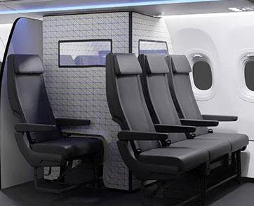 Airbus เปิดตัว PaxCASE ตัวช่วยกักผู้โดยสารที่แสดงอาการโควิด-19 ในขณะเดินทาง