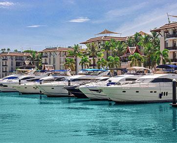 เตรียมจัด Thailand International Boat Show โปรโมทภูเก็ตสู่ระดับโลก