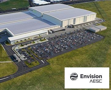 นิสสัน เปิดตัวโครงการ EV36Zero ฐานการผลิตรถยนต์ไฟฟ้าด้วยเงินลงทุนกว่า 1 พันล้านปอนด์