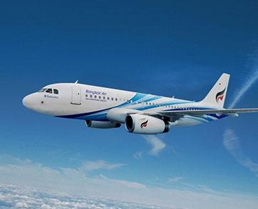 บางกอกแอร์เวย์ส แจ้งกลับมาให้บริการเส้นทางบินต่างประเทศเส้นทางแรก  สมุย-สิงคโปร์  ทั้งขาไปและขากลับ