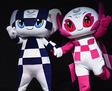 ทำความรู้จัก มาสคอตโตเกียวโอลิมปิกและพาราลิมปิก 2020