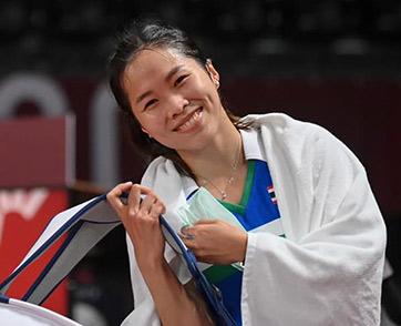 เม รัชนก อินทนนท์  กับเส้นทางนักแบดมินตันหญิงทีมชาติไทย